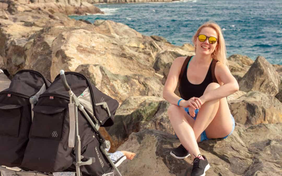 Gran Canaria s dvojčaty